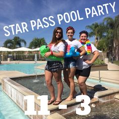 9th Annual Star Pass Pool Party  LiveStarPass.com