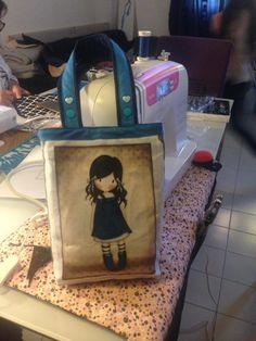 Mini Cabôtin cousu par Manon <3