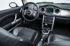 Photographs of the 2003 MINI Cooper. An image gallery of the 2003 MINI Cooper. Mini Cooper Interior, Mini Cooper S, Cooper Cars, Small Cars, Mini Me, Bike, Vehicles, Clay, Image