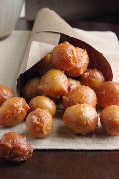 ... Donuts & Pastry on Pinterest | Beignets, Donuts and Creme Fraiche