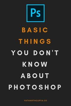 These are the basics that no one told you about photoshop. Find out how this will change your photo editing workflow. Knowledge sets you apart! photoshop photography photo_editing photoshop_for_beginners Photoshop_tutorials tutorials 649714683722163437 Photoshop Photography, Photography Tutorials, Photography Ideas, Photography Settings, Photography Lighting, Street Photography, Creative Photography, Newborn Photography, Photography Lessons