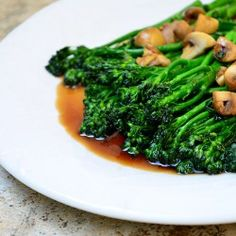 Tenderstem Broccoli in Oyster Sauce