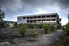 The History From what I've gathered from other posts online this place used to manufacture plastic materials in commercial quantities. Derelict Places, More Photos, Outdoor Decor, Abandoned Places