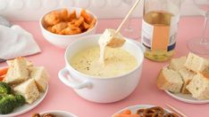 Recipe of the Day: Cheese Fondue