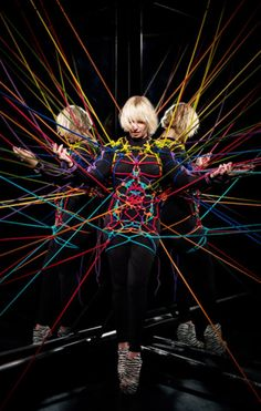 the talented Sia , what a poet, what a writer, and what a voice