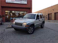 2006 Jeep Liberty SPORT, $8,980