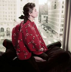 vintage everyday: Wonderful Fashion Photography of 1950s by Norman Parkinson