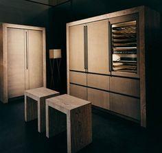 Armani Casa Kitchen System by Molteni