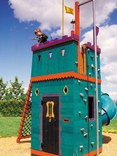 OMG.  Barbara Butler custom treehouses and playhouses based in SF.