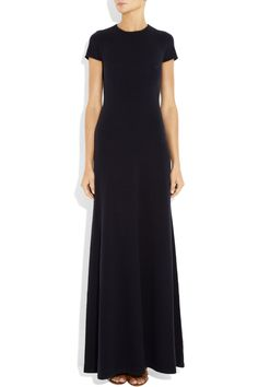 Ralph Lauren Cashmere maxi dress  A maxi dress, made of cashmere..... This is heaven for the days you don't want to get out of bed.