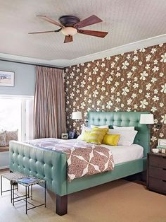 Eclectic bedroom decorating ideas on a budget 00024 Traditional Decor, French Country Decorating, Pattern Mixing, Beautiful Kitchens, Kitchen Decor, Bedroom Decor, Interior Design, Furniture, Decorating Ideas