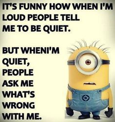 Crazy minion sayings October 2015 (04:29:56 AM, Tuesday 06, October 2015 PDT) – 10 pics