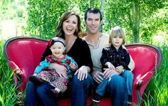 """Beautiful Ryan and Trista Sutters' family, April 2011.  Having charted their course for a lifetime of love when they said """"I do"""" on December 6, 2003, married life has been smooth sailing for The Bachelorette's Trista and Ryan Sutter, as the TV network's first  Bachelor/Bachelorette wedding."""