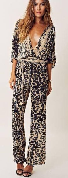 Comfy and sexy jumpsuit