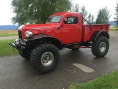 1949 Legacy Dodge Power Wagon 2