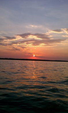 Lake texoma-about 30 minutes from me  :-) love lake texoma