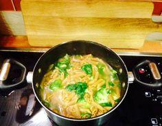 One pot pasta | Zaatar & Quinoa