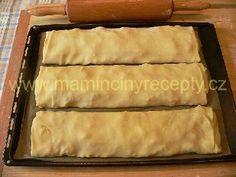 Strudel, Spanakopita, Hot Dog Buns, Deserts, Bread, Cake, Ethnic Recipes, Food, Hampers
