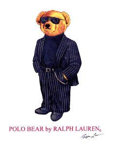 Polar Bear, Teddy Bear, Polo Logo, Bear Illustration, Cool Small Tattoos, Bear Logo, Bear Wallpaper, Royal Babies, Ralph Lauren Collection