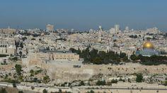 Jerusalém | Desbravando Madrid
