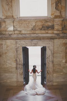 Photography: Katch Studios - www.katchstudios.com Wedding Dress: Lazaro - www.jlmcouture.com/Lazaro/Bridal/Additional/Style-3415   Read More on SMP: http://stylemepretty.com/vault/gallery/55161