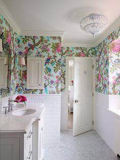 Комбинированные обои для зала: как оригинально оформить комнату? http://happymodern.ru/kombinirovannye-oboi-dlya-zala-50-foto-kak-originalno-oformit-komnatu/ Oboi_11