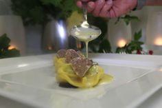 Trüffelsaison bei GAVESI ein tolles Gericht für ihre Hochzeit als Zwischengang