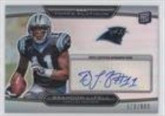 Brandon LaFell #523/900 (Football Card) 2010 Topps Platinum Autographed Rookie Refractors #83 - Brought to you by Avarsha.com