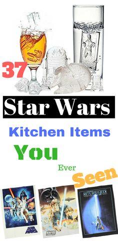 37 star wars kitchen items you ever seen #starwars #kitchen