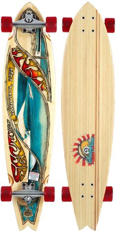 Sector 9 Fiji Longboard Skateboard Complete. this will be mine