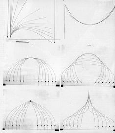 The Geometry of Bending: Siegfried Gass, Frei Otto & Wolfgang Weidlich.