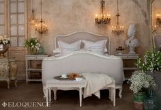 The Eloquence Collection Sophia Bed
