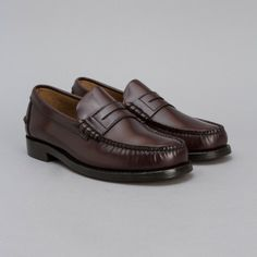 No urban gentleman should be without these loafers for summer - The Classic 1946 originally released Sebago Handsewn  Penny Moc's