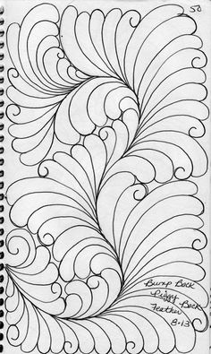 http://luannkessi.blogspot.com/2014/03/feathersfrom-my-sketch-book.html