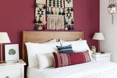 Ideas For What to Put Above Your Bed | Apartment Therapy