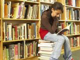 How to Help a Teen Choose a Book