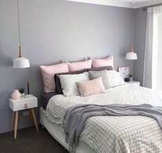 Imagen de home, bed, and bedroom