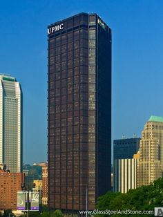 US Steel Tower. Pittsburgh PA - 841ft.  175th-tallest building in the world; tallest building in Pittsburgh; largest roof in the world at its height or taller.