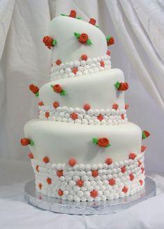 Styrofoam Wedding Cake Dummies