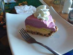 Prickly Pear Ice Cream pie. Looks amazing!!