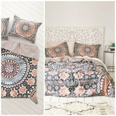 Bohemian Decor - Steals & Splurges - Where To Find