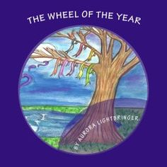 The Wheel of the YearA Pagan Children's Book by MagickallyInspired, $12.99