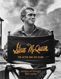 Steve McQueen is, in a lot of ways, a major player in my career choice.