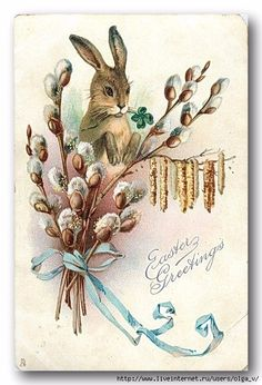Bumble button free easter images of bunnies and children new at the legacy children playing with darling bunnies for your homemade easter cards and decorations vintage cartes illustres pques Easter Art, Easter Crafts, Easter Bunny, Easter Decor, Easter Ideas, Vintage Greeting Cards, Vintage Postcards, Bunny Art, Easter Parade