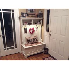 You'll love the Bedford Entryway Hall Tree at Wayfair - Great Deals on all Furniture  products with Free Shipping on most stuff, even the big stuff.
