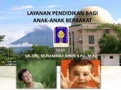 Layanan pendidikan bagi anak anak berbakat