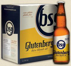 Gluten Free Beer from Canada I want to try one day ... just need to go and visit Canada