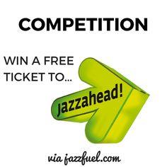 Win a free registration to jazzahead! 2017