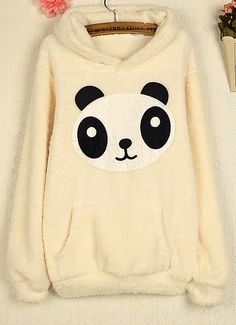 Yet another lovely panda sweater lol