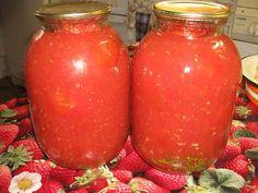 Консервированные помидоры в собственном соку на зиму | Вкусно готовим дома